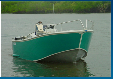 Northern Territory Hire Boat